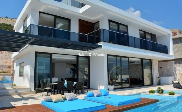 589 Contemporary Villa For Sale Kalkan 16 2