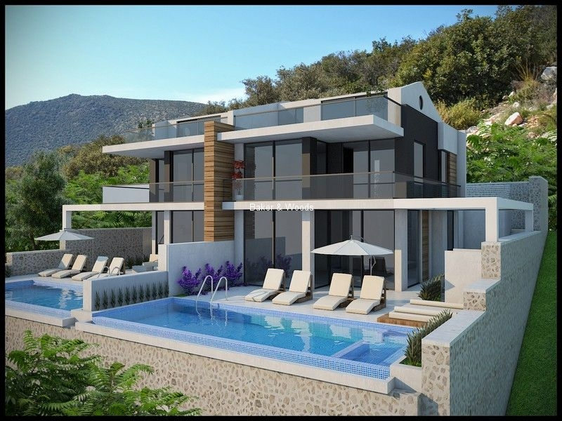 590 Contemporary Semidetached Stunning Views 2