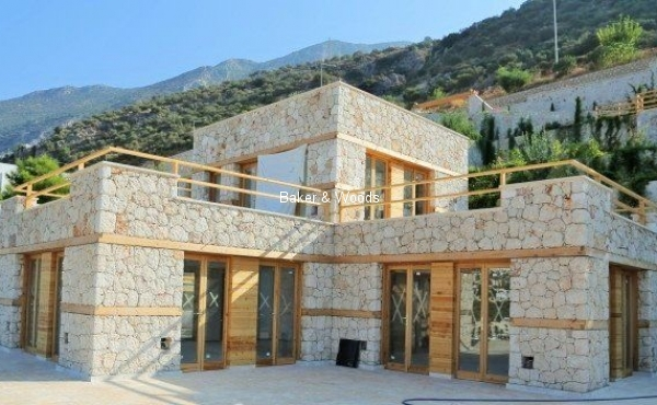 9 Villa For Sale Kalkan Center Luxury 8 2